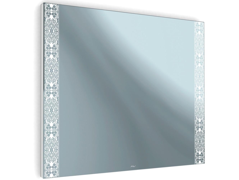 Зеркало с подсветкой ElizabethНастенные зеркала<br>Зеркало с подсветкой Elizabeth – стильный предмет для ванной, создающий уютную и комфортную обстановку. LED-подсветка и красивый  орнамент колотый лед придают изделию роскоши и оригинальности. Основа зеркала - серебряная амальгама, обеспечивающая влагостойкость и качество изображения.<br><br>Материал корпуса - светопропускающий пластик, который аккумулирует свет, делая его ярким и приятным. Благодаря этому зеркало будто парит в воздухе.  Экономичная подсветка обеспечивает почти 50 000 часов бесперебойной работы при небольшом потреблении электроэнергии. Зеркало Elizabeth идеально впишется в интерьер спальни, ванной, гостиной и любой другой комнаты вашего дома. Монтаж зеркала не составит особого труда - уникальная и надежная система подвеса легко позволит повесить его самостоятельно.&amp;nbsp;Гарантия: 3 года&amp;nbsp;Материал корпуса: Светопропускающий пластик «колотый лёд» по периметру&amp;nbsp;Подсветка: Встроенная LED&amp;nbsp;Тип света: Дневной, нейтральный&amp;nbsp;Базовый тип выключателя: Инфракрасный&amp;nbsp;Вид креплений: Крюк-костыль, дюбель по 2 шт.&amp;nbsp;Потребляемая мощность: 40 Вт&amp;nbsp;Напряжение подключения: 220 В&amp;nbsp;Класс защиты: IP 44<br><br>kit: None<br>gender: None