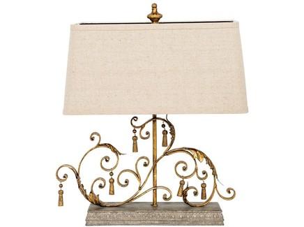 Настольная лампа альфа (object desire) бронзовый 51.0x62.0x28.0 см.