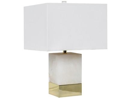 Настольная лампа каррара (object desire) золотой 35.0x45.0x25.0 см.