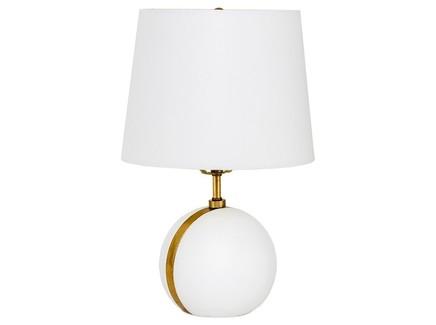 Настольная лампа гейм (object desire) золотой 41.5 см.