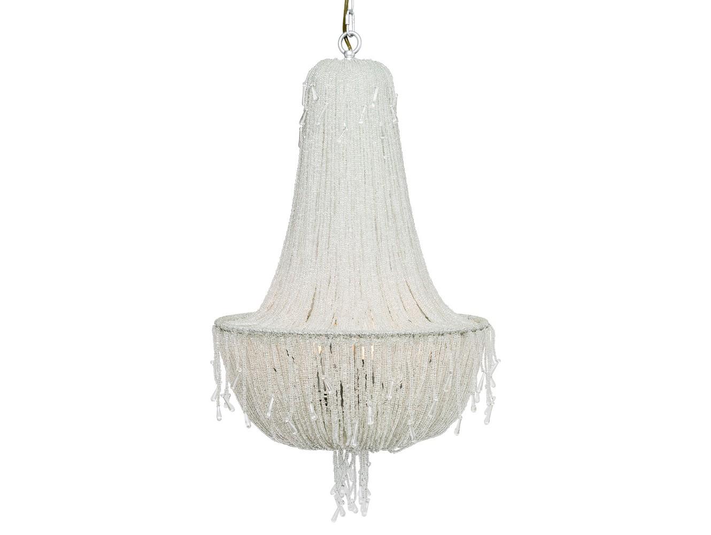 """Купить Люстра """"сирена"""" (Object desire) белый хрусталь 82 см. 83816 в интернет магазине. Цены, фото, описания, характеристики, отзывы, обзоры"""