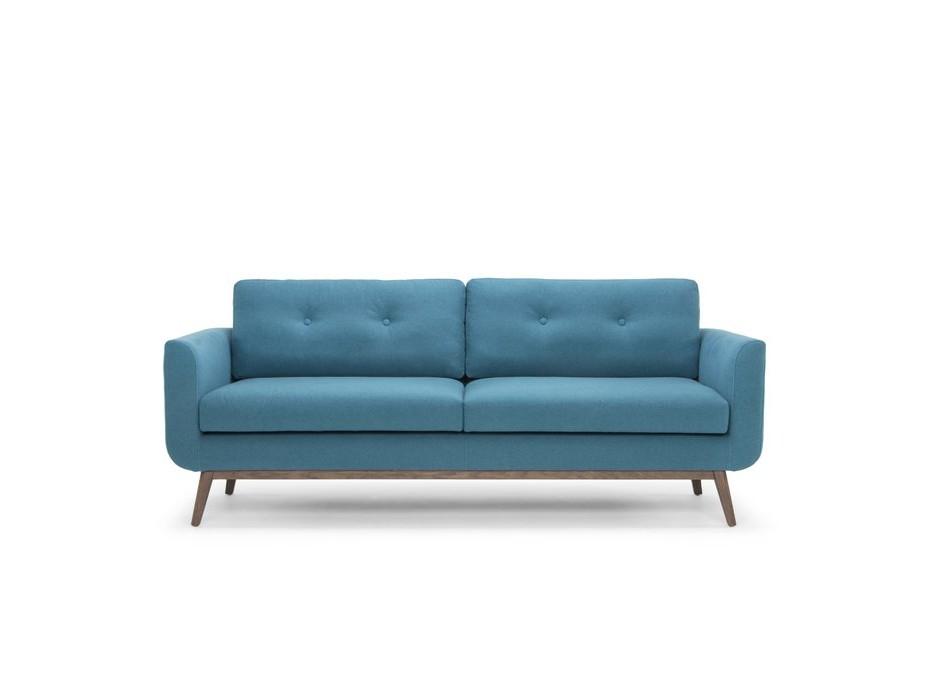 Myfurnish диван malmo голубой  83963/1