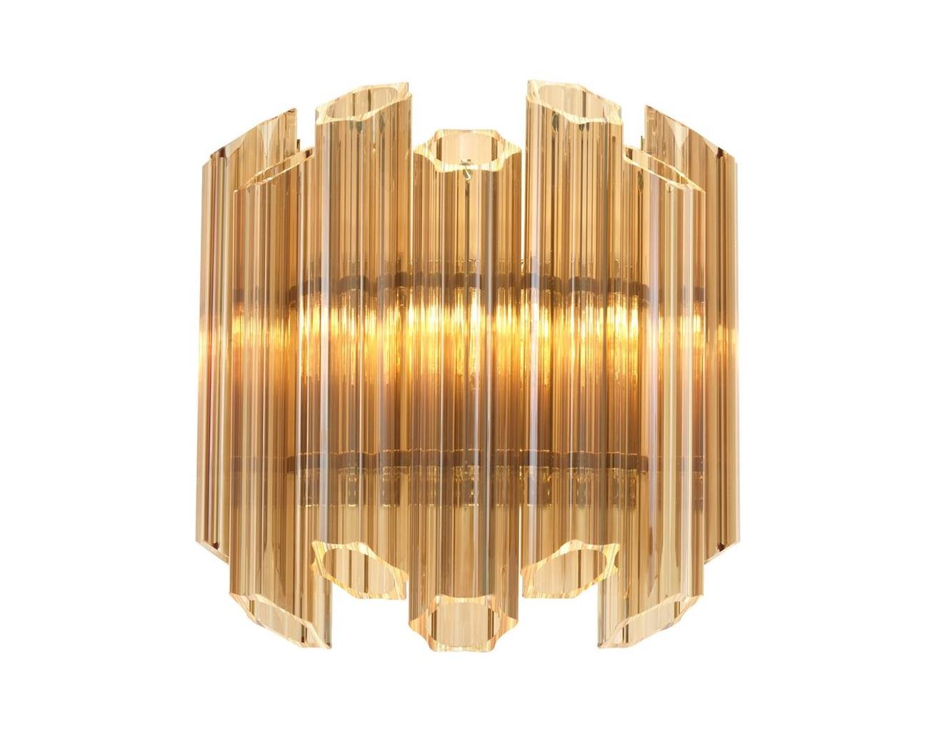 Настенный светильник VittoriaБра<br>Вид цоколя: E14Мощность: 40WКоличество ламп: 2 (нет в комплекте)<br><br>kit: None<br>gender: None