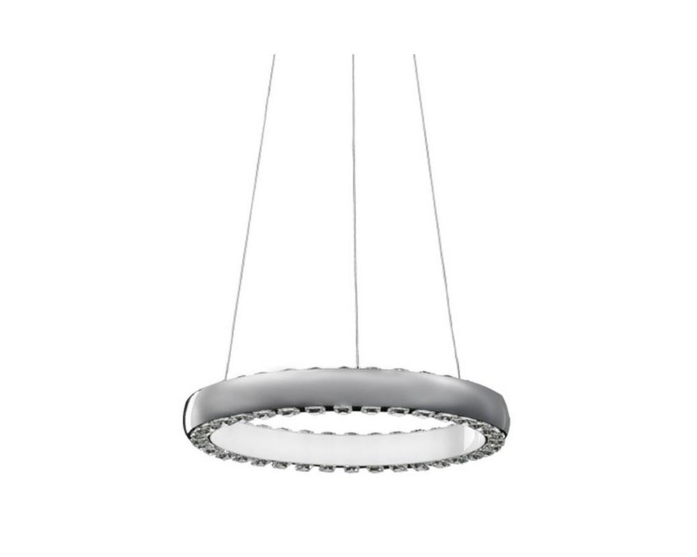 Подвесной светильник AuraПодвесные светильники<br>Вид цоколя: LEDМощность: 33,6WКоличество ламп: 1<br><br>kit: None<br>gender: None