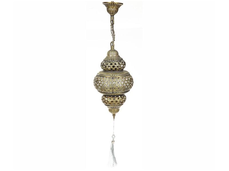 Подвесной светильник АлибабаПодвесные светильники<br>Тип цоколя: E14Мощность: 40WКол-во ламп: 1 (нет в комплекте)