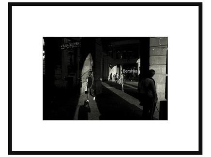 Авторская арт-фотография (george rouchin photography) черный 51x40 см.
