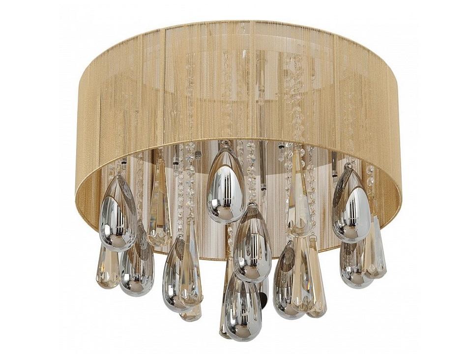 Накладной светильник ЖаклинПодвесные светильники<br>Вид цоколя: G4Мощность: 20WКоличество ламп: 9 (в комплекте)<br><br>kit: None<br>gender: None