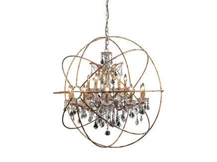 "Люстра ""IRON ORB CHANDELIER"""