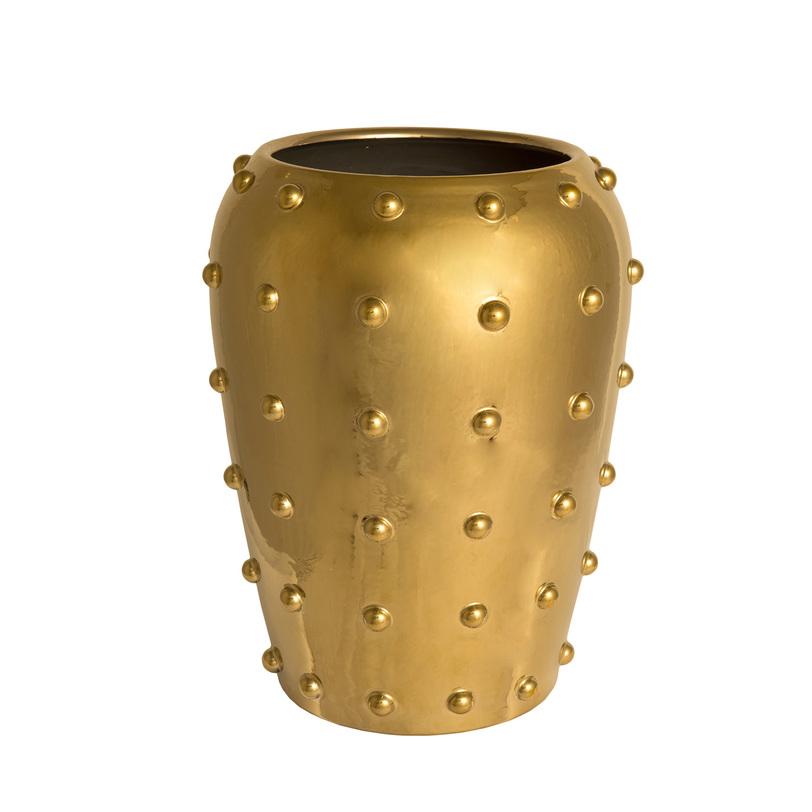 Ваза HC13020Вазы<br>Яркая ваза для цветов станет прекрасным подарком или интерьерным акцентом.<br><br>Material: Керамика<br>Высота см: 40