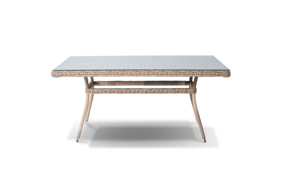 Соломенный стол