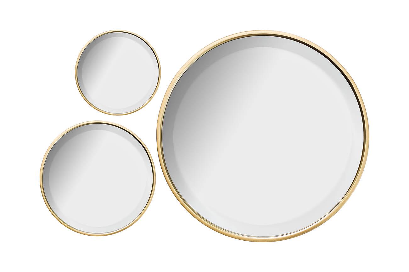 Купить Набор зеркал (3 шт) Minimal , Garda Decor