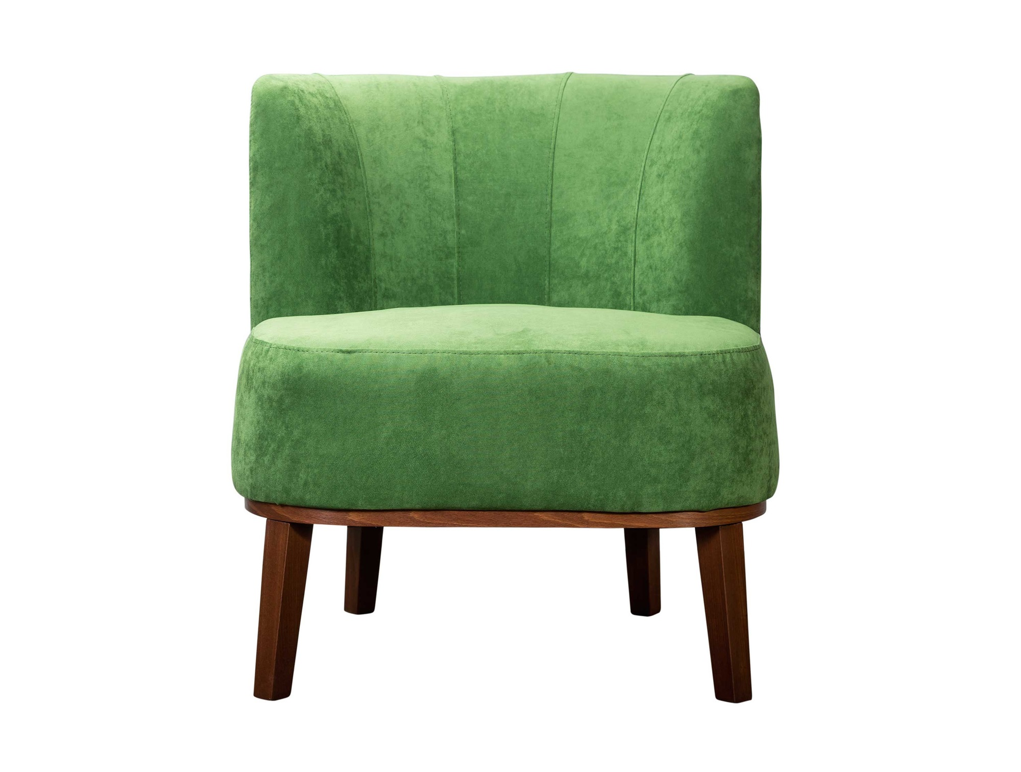 Кресло шафран эко (r-home) зеленый 66.0x75.0x62.0 см. фото