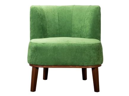 Кресло шафран эко (r-home) зеленый 66.0x75.0x62.0 см.