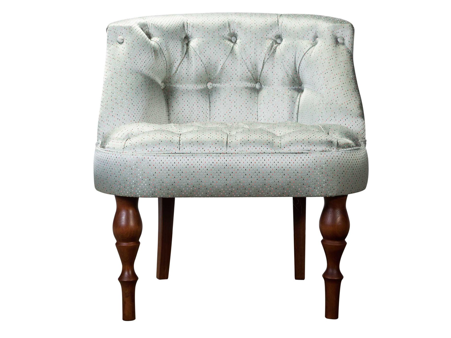 """Купить Кресло """"буржуа эко"""" (R-home) серый текстиль 68x73x64 см. 85196 в интернет магазине. Цены, фото, описания, характеристики, отзывы, обзоры"""