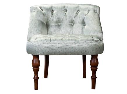 Кресло буржуа эко (r-home) серый 68.0x73.0x64.0 см.