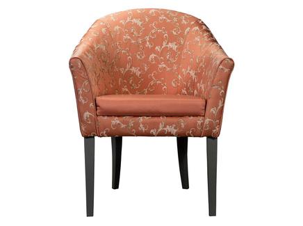 Кресло тоскана классика (r-home) оранжевый 68.0x87.0x69.0 см.