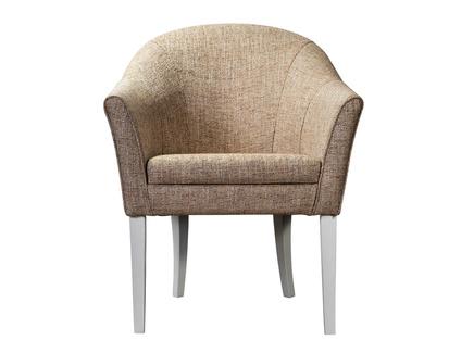 Кресло тоскана эко (r-home) бежевый 68x87x69 см.