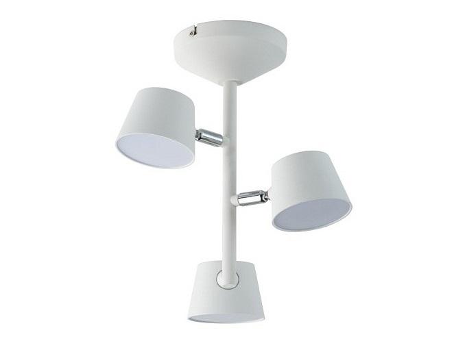 Люстра на штанге ХартвигЛюстры на штанге<br>Мощность: 5W Цоколь: LEDОбщее кол-во ламп: 3 (в комплекте)Цветовая температура: белый теплый, 3000Материал: металл