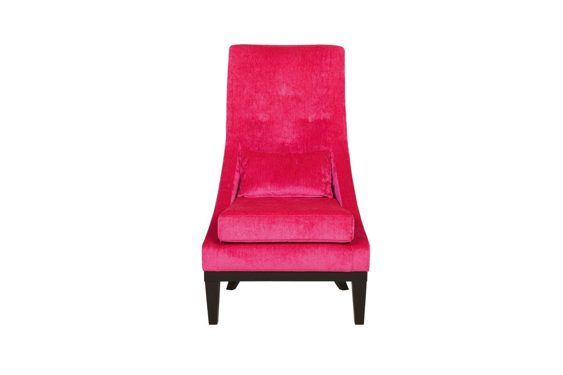 """Купить Полукресло """"ginevra"""" (Sits) красный текстиль 62x103x85 см. 85487 в интернет магазине. Цены, фото, описания, характеристики, отзывы, обзоры"""
