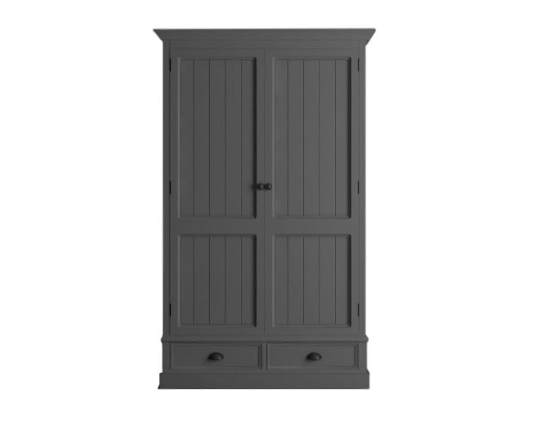 Шкаф palermo (etg-home) серый 114x95 см. фото