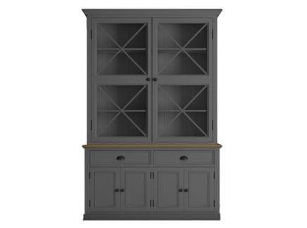 Буфет palermo (etg-home) серый 145x220 см.