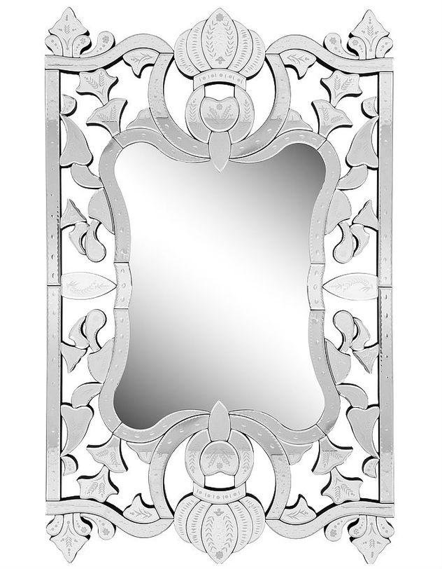 ЗеркалоНастенные зеркала<br>Уникальная рама является главной изюминкой оформления зеркала от Garda Decor. В пышности классических орнаментов выражены богатство и роскошь классического французского стиля. Его помпезность растворяется в безупречной симметрии выверенных пропорций. Зеркальная отделка делает облик декора гармоничным, позволяя раме служить не границей, а продолжением элегантных форм. Ее отражение, заблудившееся в растительных узорах, наполнит ваш дом аристократичным величием, достойным королей.<br><br>Material: Стекло<br>Length см: None<br>Width см: 76.0<br>Depth см: None<br>Height см: 120.7<br>Diameter см: None