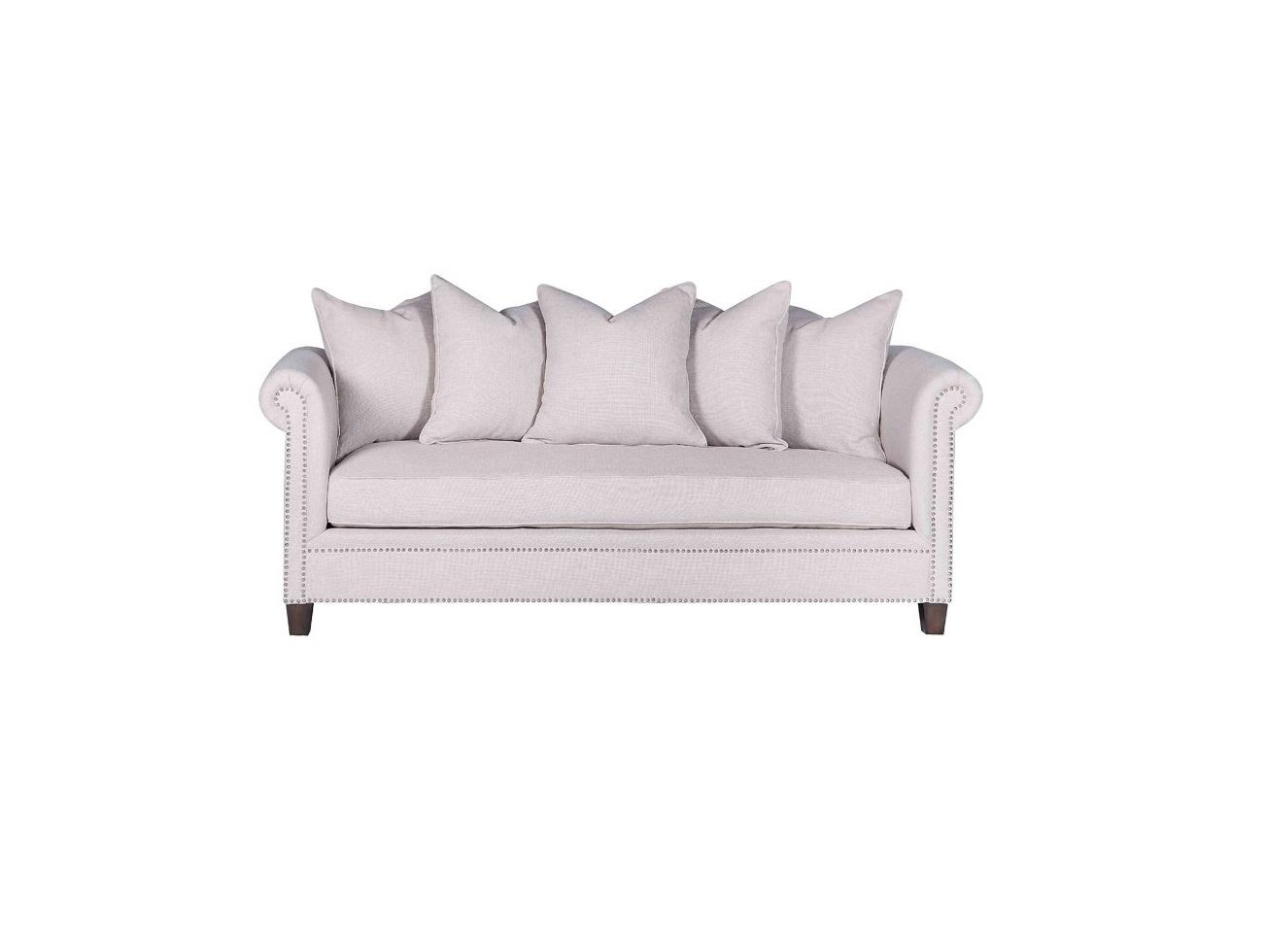 Gramercy диван audrey белый 85927/5