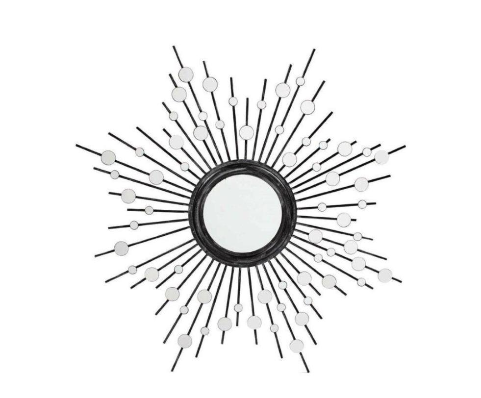 Зеркало Silver AsterНастенные зеркала<br><br><br>Material: Стекло<br>Length см: 126<br>Width см: 126<br>Depth см: 3