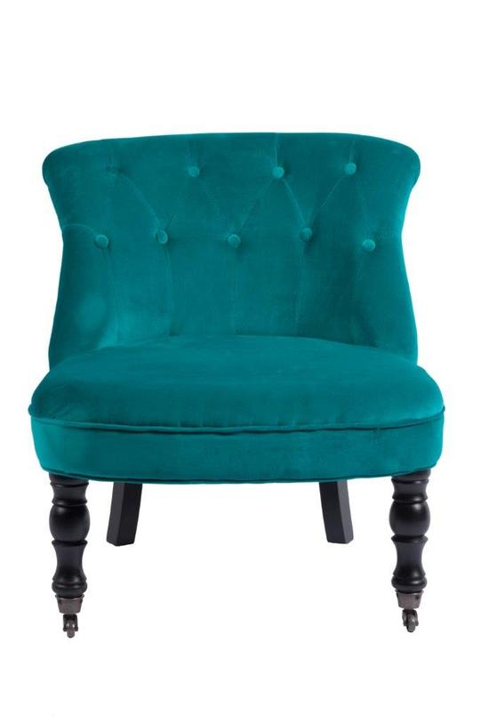Кресло Ribbone EmeraldПолукресла<br>Если купленная мебель сочетает в себе удобство и красоту, то это – лучшее приобретение. Кресло Ribbone Emerald выполненное в оригинальном дизайне, непременно подарит вашему дому изысканность, аристократичность и роскошный вид. Необычная форма сиденья и спинки, благородный цвет и качественное изготовление дают в совокупности непревзойденный предмет мебели, который украсит собой любую комнату или зону отдыха.<br><br>Material: Вельвет<br>Length см: 63<br>Width см: 68<br>Height см: 70