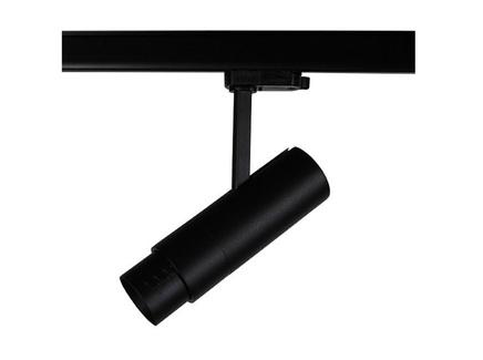 Светильник на штанге fuoco (lightstar) черный