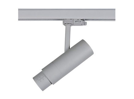 Светильник на штанге fuoco (lightstar) серый