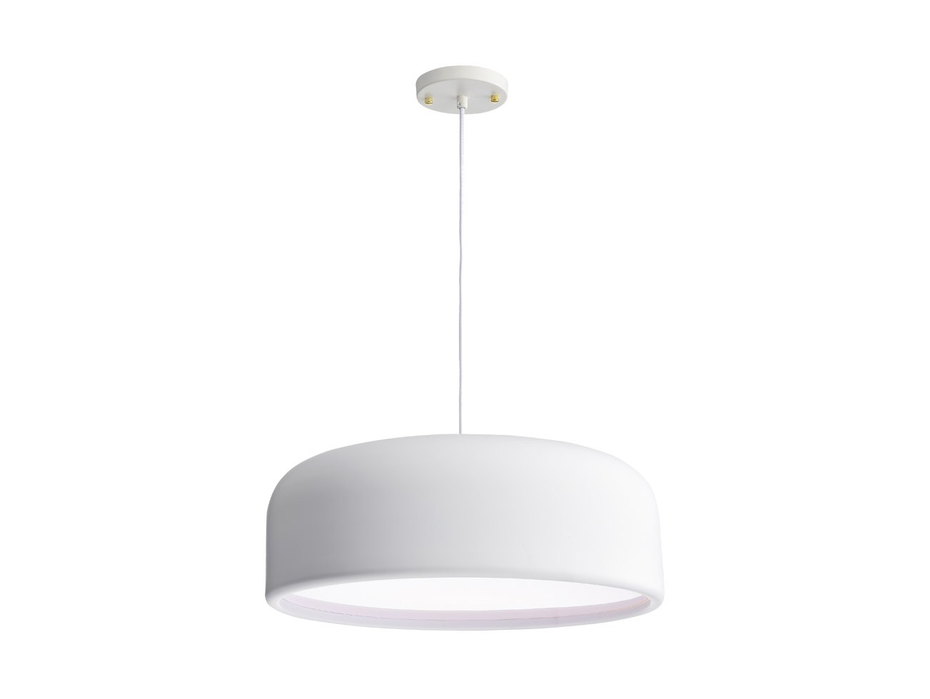 Светильник loire (gramercy) белый 22 см. фото
