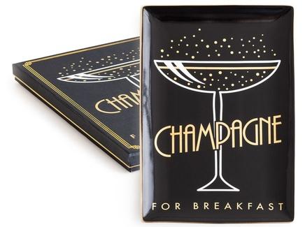 "Декоративный поднос ""Champagne"""