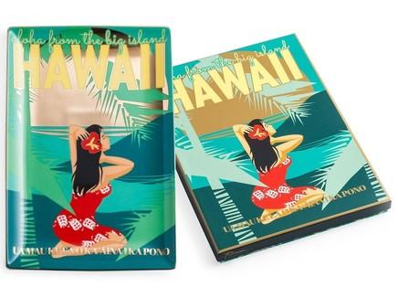 """Декоративный поднос """"Hawaii"""""""