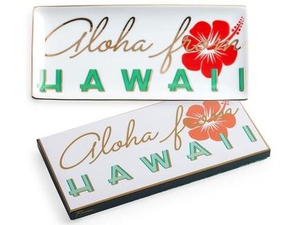 "Декоративный поднос ""Aloha"""
