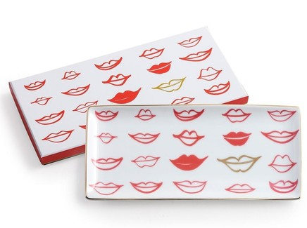 """Декоративный поднос """"Kiss"""""""