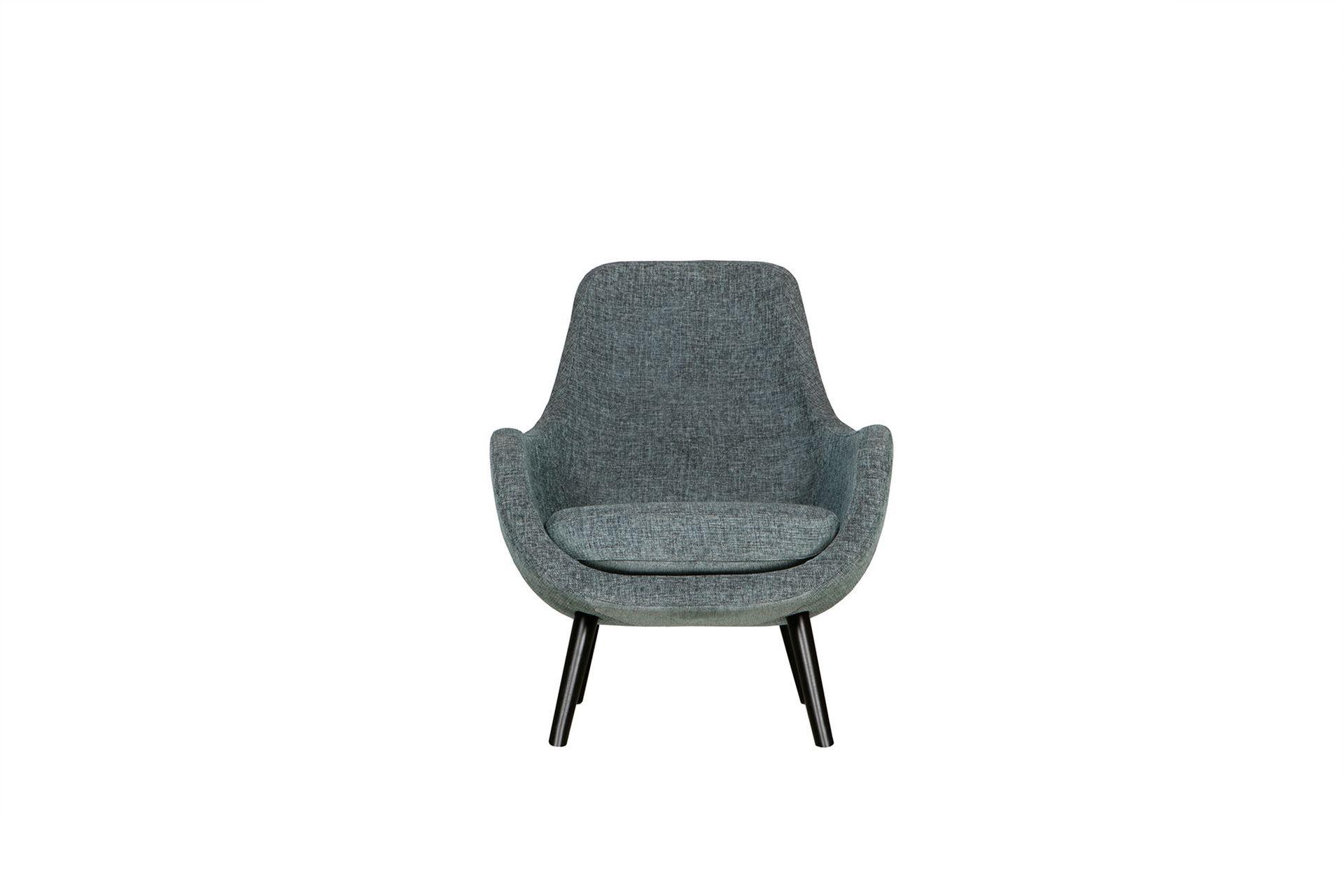 Кресло StefaniИнтерьерные кресла<br>Это кресло украсит собой интерьер в любом стиле, ведь в зависимости от материала обивки оно выглядит и сдержанно-элегантным, и весьма экстравагантным. По желанию клиента кресло STEFANI выполняется с классическими деревянными ножками или металлическими ножками с поворотной функцией. Вариант кресла с поворотным механизмом идеально подойдет для городских кафе или современных офисных пространств.