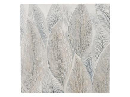 Картина на подрамнике enrica (to4rooms) белый 100.0x100.0x3.0 см.