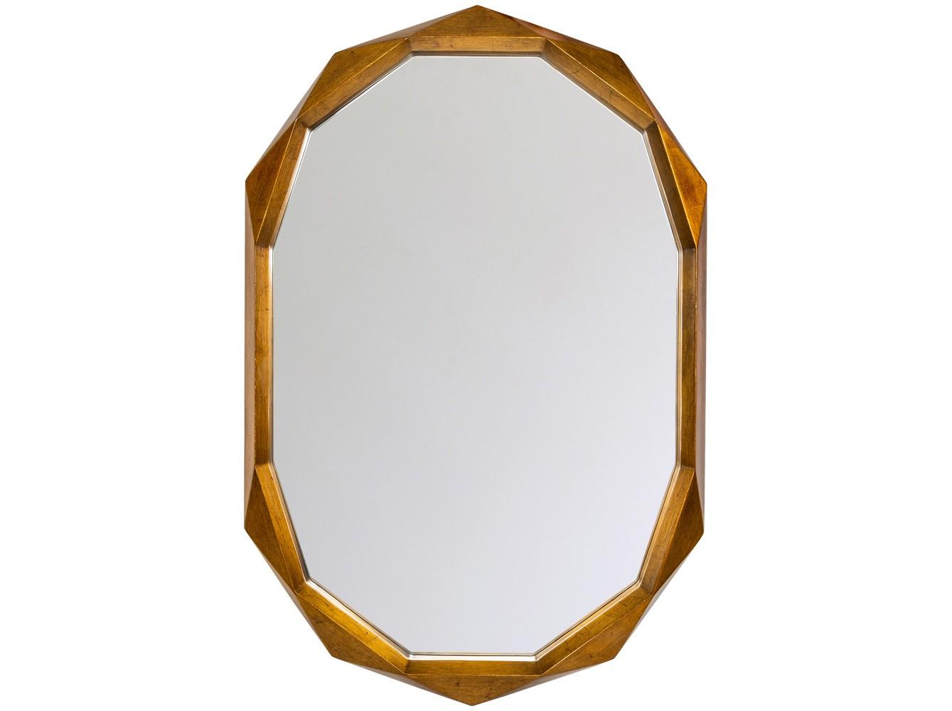 Настенное зеркало «осирис» (object desire) бронзовый 71.0x108.0x7.0 см. фото