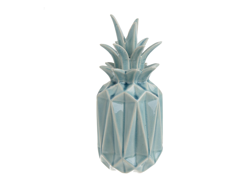 Декор настольный ананас