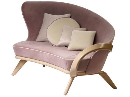 Диван apriori a (actualdesign) розовый 190.0x110.0x95.0 см.