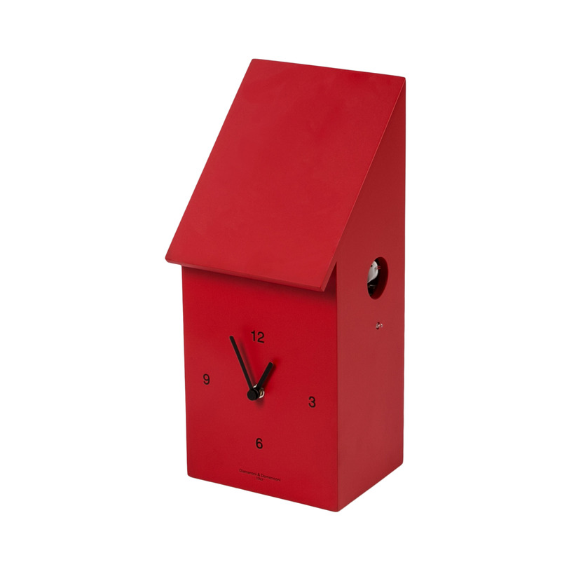 Diamantini&Domeniconi Часы Half Time Red
