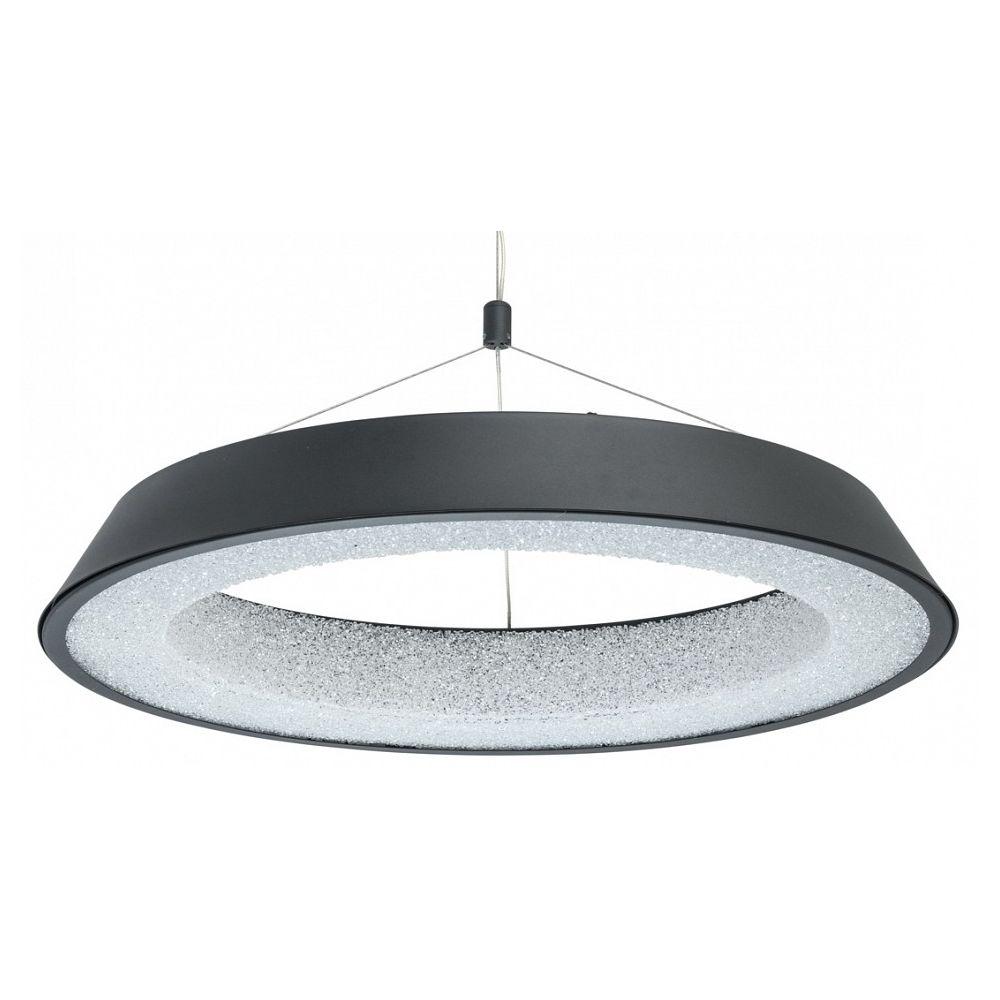 Подвесной светильник перегрина (regenbogen life) черный 132 см. фото