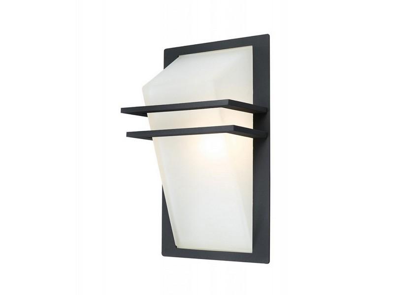 Накладной светильник park (eglo) черный 20x35x14 см. фото