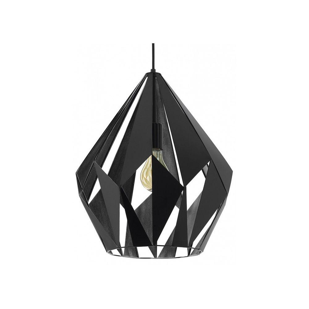 Подвесной светильник carlton (eglo) черный 150 см. фото