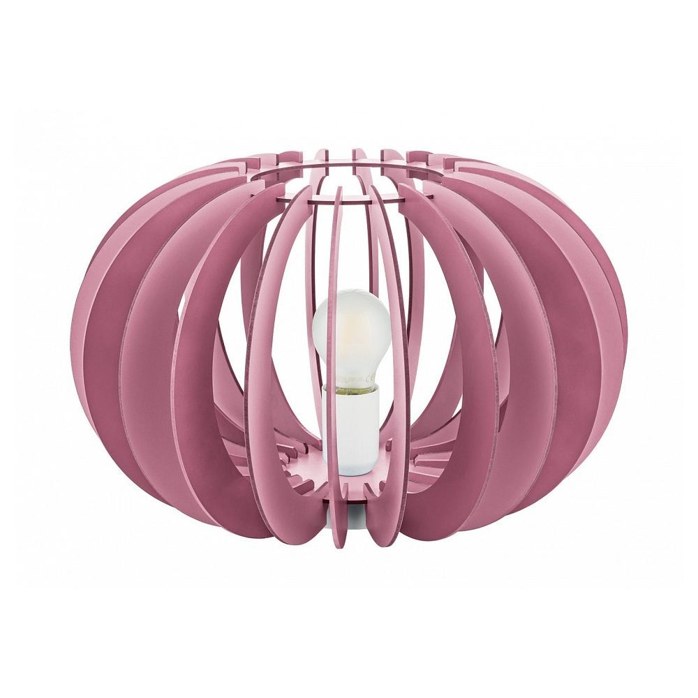 Накладной светильник FabellaБра<br>Мощность - 60W Цоколь - E27 Общее кол-во ламп - 1 (нет в комплекте)Материал плафонов и подвесок - деревоМатериал арматуры - сталь