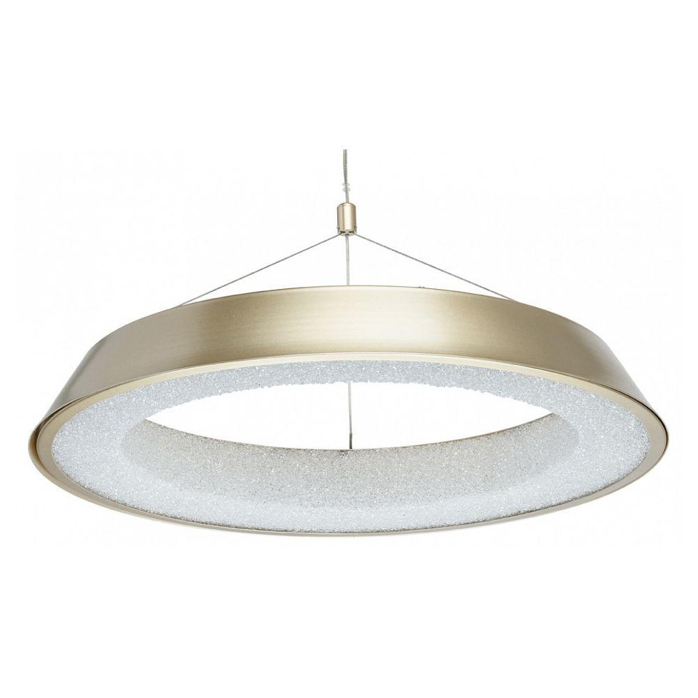 """Купить Подвесной светильник """"перегрина"""" (Regenbogen life) золотой металл 132 см. 88149 в интернет магазине. Цены, фото, описания, характеристики, отзывы, обзоры"""