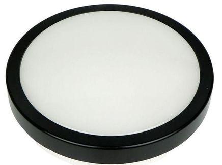 Накладной светильник opal (novotech) черный