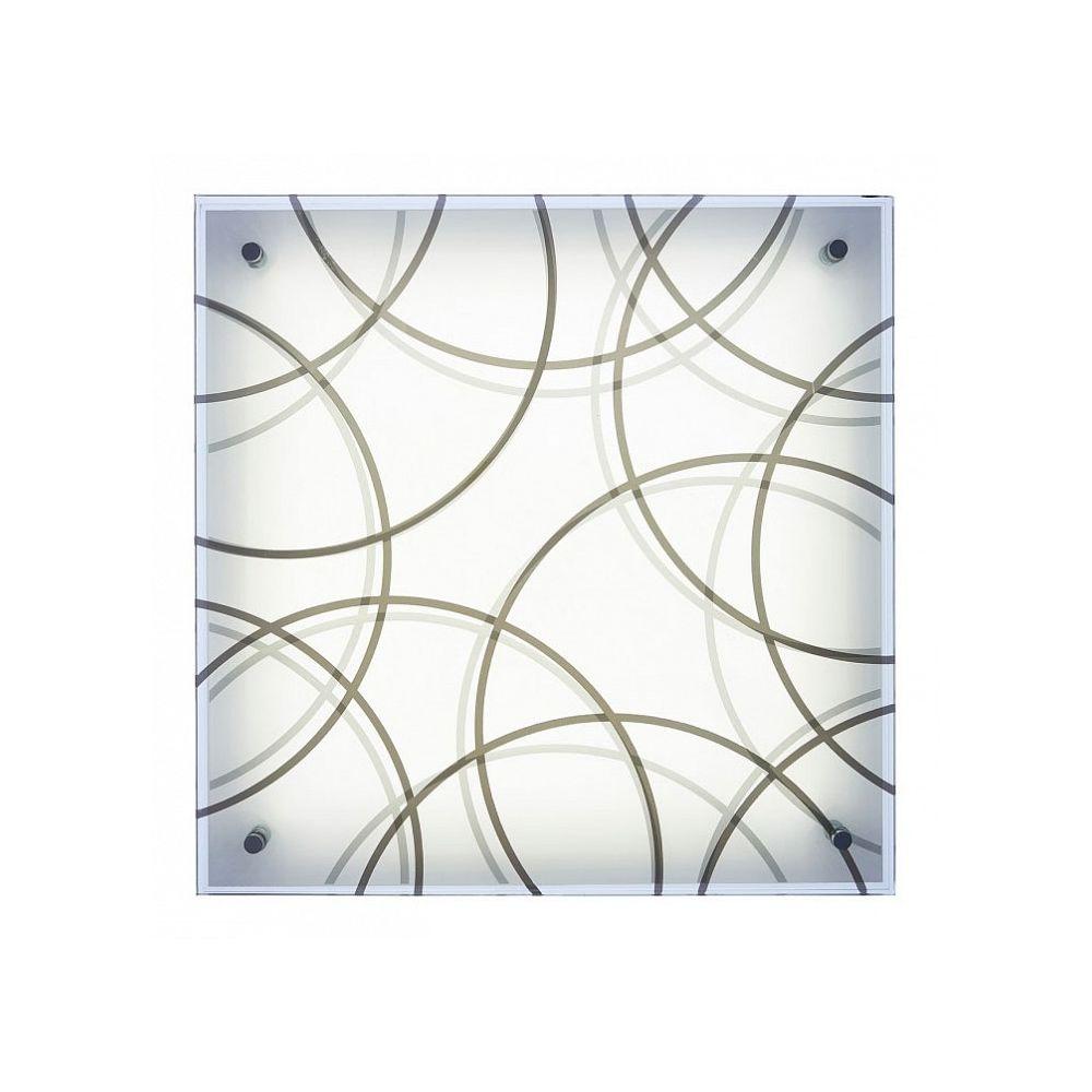 Накладной светильник OmakaПотолочные светильники<br>Мощность - 48W Цоколь - LEDОбщее кол-во ламп - 1 (в комплекте)Материал плафонов и подвесок - стеклоМатериал арматуры - металл