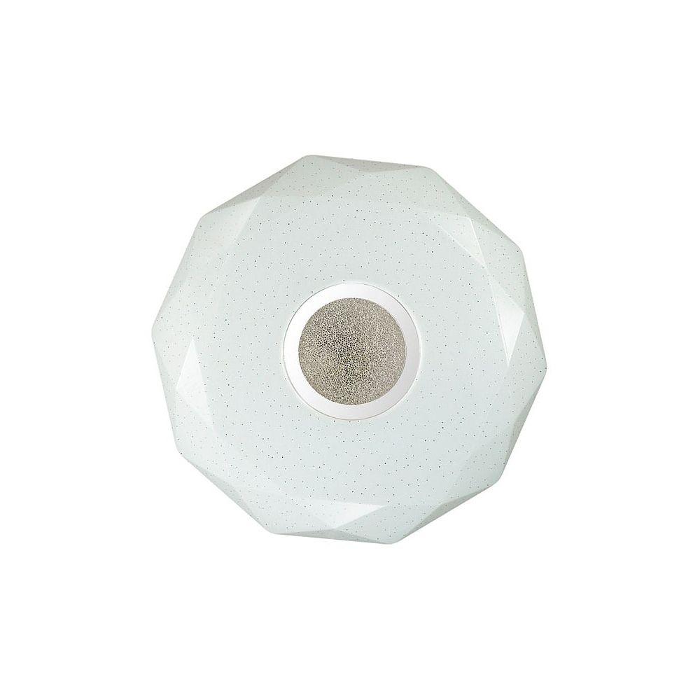 Накладной светильник prisa (sonex) белый 7 см. фото